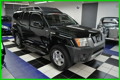 2007 Nissan Xterra X NISMO EDITION - CERTIFIED CARFAX - X-TRA CLEAN 2007 FLORIDA RUST FREE - SAME OWNER FOR 11 YEARS