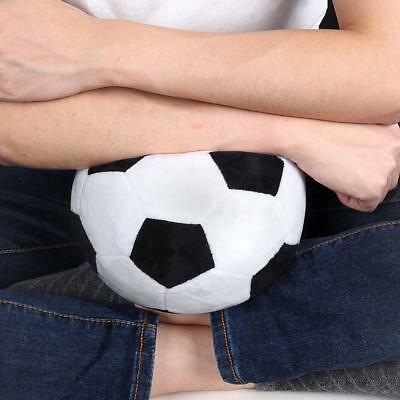 Soccer Sports Ball Throw Pillow Stuffed Soft Plush Toy For Toddler Baby Boy W