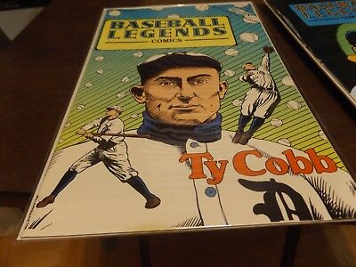 Sports Superstars Legends Celebrity Personality Sports Comic Lot Of 5-Lot  6
