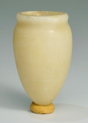 EX CHRISTIE'S Ancient Egyptian Cosmetic Piriform Vessel - Middle Kingdom