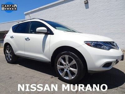 2014 Nissan Murano Platinum 2014 Nissan Murano Platinum SUV Used 3.5L V6 24V Automatic FWD