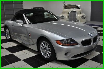2003 Bmw Z4 Only 42K Miles - Carfax Certified - Gorgeous !! 2003 Z4 Convertible - Nicest Colors - Florida Car Not Z3 M