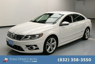 2014 Volkswagen CC R-Line PZEV 4dr Sedan 6A Texas Direct Auto 2014 R-Line PZEV 4dr Sedan 6A Used Turbo 2L I4 16V Automatic