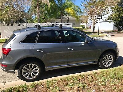 2014 Audi Q5 Premium Plus 2014 Audi Q5 2.0T quattro Premium Plus Panoramic Roof Upgraded Sound System