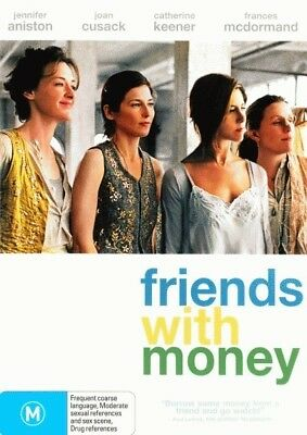 Friends With Money = NEW DVD R4