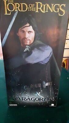 Lord of the Rings ARAGORN PREMIUM FORMAT FIGURE Sideshow EXCLUSIVE Statue
