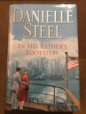 In His Father's Footsteps: A Novel, New, Free Ship