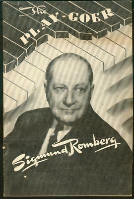 The Play-Goer Season 1947 An Evening with Sigmund Romberg & His Orchestra