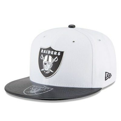 Oakland Raiders New Era Youth 2017 NFL Draft Official On Stage 59FIFTY  Fitted 76de88e61
