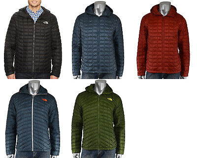 f688feb61c99 HOMME NORTH FACE Léger Primaloft Thermoball Veste à Capuche Neuf ...