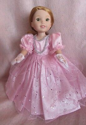 Pink Princess Set fits American Girl Wellie Wisher Doll 14.5 Inch Seller lsful