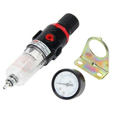 AFR2000 Air Filter Regulator Compressor Pressure reducing Oil water separation