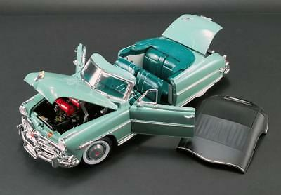 NEW ACME  1952 HUDSON HORNET CONVERTIBLE Symphony Green Best HUDSON EVER!
