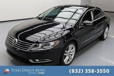 2013 Volkswagen CC Lux Texas Direct Auto 2013 Lux Used Turbo 2L I4 16V Automatic FWD Sedan Premium