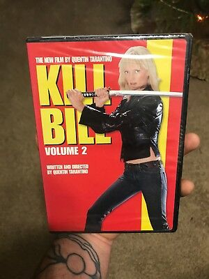 Kill Bill Vol. 2 (NEW DVD)Uma Thurman,David Carradine,Daryl Hannah FREE SHIPPING