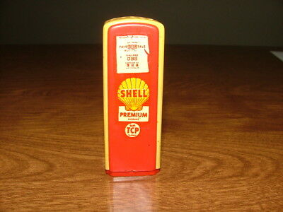 1950's Shell Oil giveaway Gas Pump Pepper Shaker