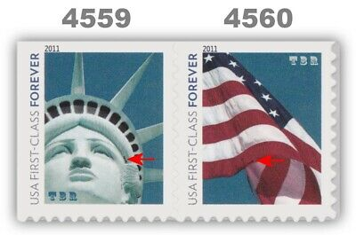 4673-76 4676a Four Flags Forever Block of 4 From Convertible Pane 2012 - Buy No
