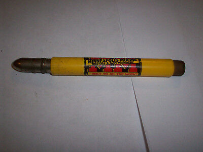 1950's Minneapolis-Moline Advertising Bullet Pencil Canby Minnesota Arthur Benck
