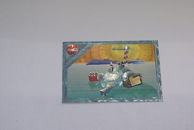 coca-cola 2 card polar bear lot