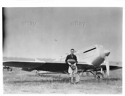 1924 Aircraft Photo Verville Sperry R3 Lt Mills Winner Pulitzer Trophy Race Usaf