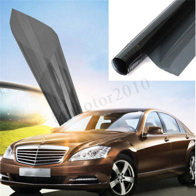 2PLY 35% VLT 36'' In x 10' Ft Car Window Tint Film Uncut Home Office Glass US