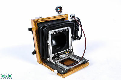 Highly Modified Graflex Speed Graphic 4x5 Model 1000 Large Format Camera