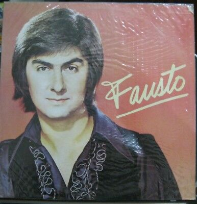 Fausto-S/T-Rare Original 1977 Columbian Folk Pop LP-RCA/Sonolux-N.Mint In Shrink