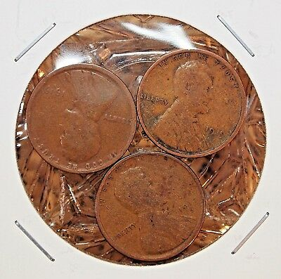 Nice Lot Of 3 United States Coins (Nice Addition To Your Collection).....#13477