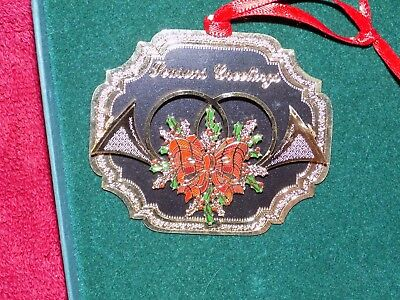 New Baldwin French Horn Ornament