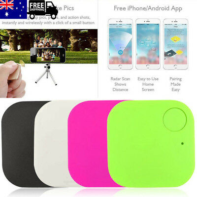 GPS Tracker Alarm Locator Real Time Tracker for Car Kids Pets Wallet Keys  AU
