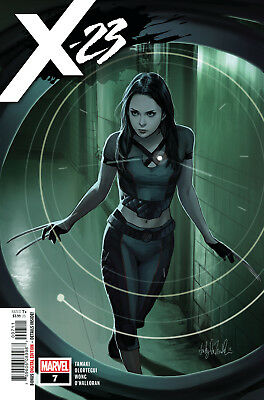 X-23 #7 1st APPEARANCE X-ASSASSIN (12/12/2018)