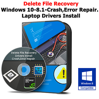 Data Recovery Software -No Key Recover Lost And Delete Files For Windows Pc