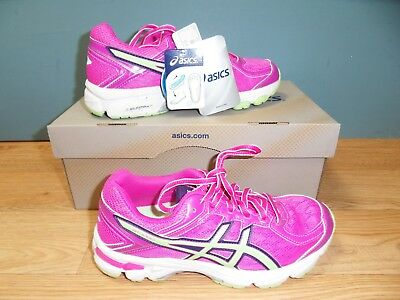 Gs Shoes Running 8wwsuy Sports Junior Asics Gt Support Black 6 Pink 1000 w5xq0A