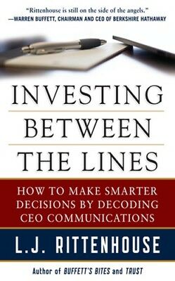 [PDF] Investing Between the Lines How to Make Smarter Decisions By Decoding CEO