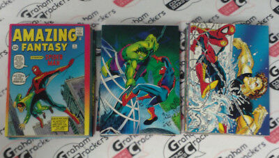Spider-Man II 30th Anniversary 90 card trading card set by Comic Images 1992
