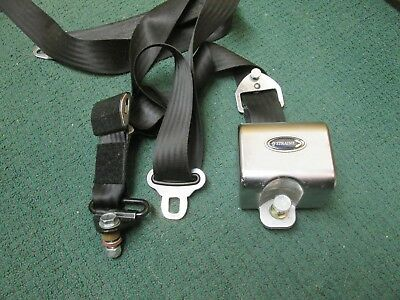 NTB 1 Only  Unwin Fixed Lap & Shoulder Combo Belt Q8-6322 Used