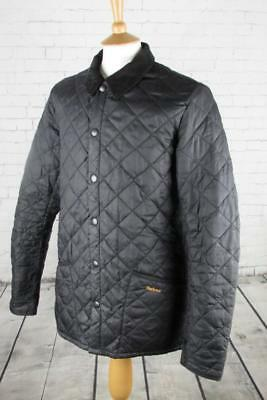 Mens Barbour Heritage Liddesdale Quilted Jacket Coat Terrace Casuals Medium