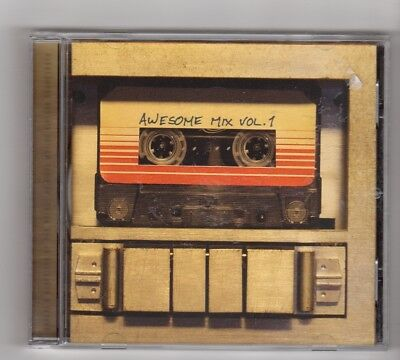 (IO913) Guardians Of The Galaxy, Awesome Mix Vol 1 - 2014 CD