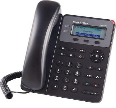Grandstream GXP1610 Small Business IP Phone Single SIP Account Wall Mountable