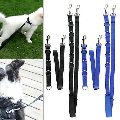 Pet Dog Grooming Harness Strap Noose Restraint Belly Pad Nylon 2 Colours UK lije