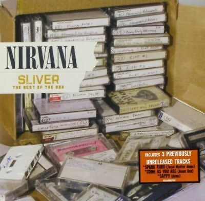 Nirvana - Sliver: The Best Of The Box - CD