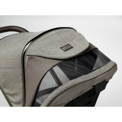 Silver Cross Pioneer/Wayfarer Expedition Carrycot & Pushchair Hood - Expedition