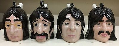 Lovely Signed Lorna Bailey The Beatles Teapots Set Made In England SU227