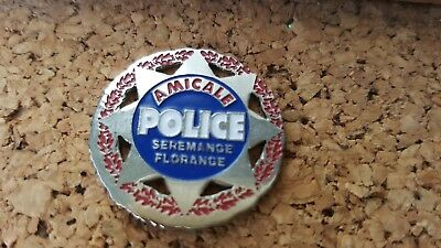 Pin's police gendarmerie militaire gign