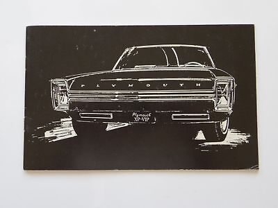 *Pick one* Original Plymouth Sales Brochure *You pick*
