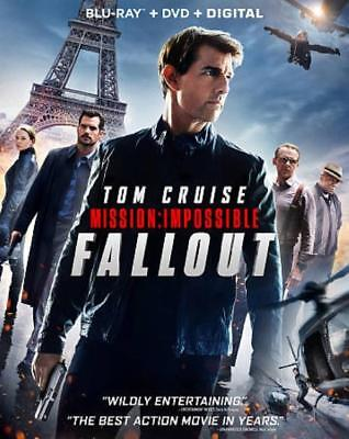 Mission: Impossible - Fallout Used - Very Good Blu-Ray/dvd