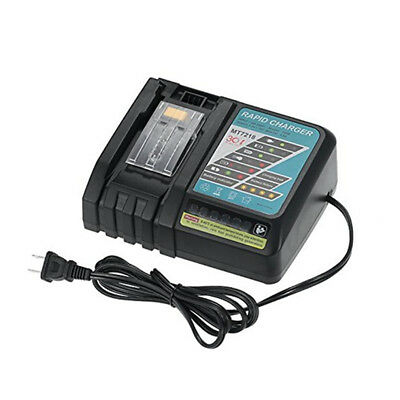 For Makita 14.4-18V Lithium Battery Charger Fast Charging DC18RC For BL1830 1840