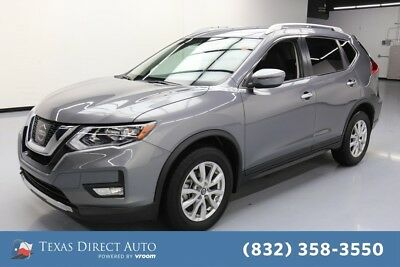 2017 Nissan Rogue SV Texas Direct Auto 2017 SV Used 2.5L I4 16V Automatic FWD SUV
