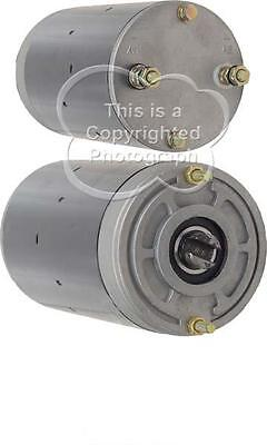 New Hydraulic Liftgate Motor For Monarch Arctic 08053 2590112 M2590112 & More