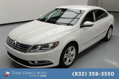 2014 Volkswagen CC Sport PZEV 4dr Sedan 6A Texas Direct Auto 2014 Sport PZEV 4dr Sedan 6A Used Turbo 2L I4 16V Automatic